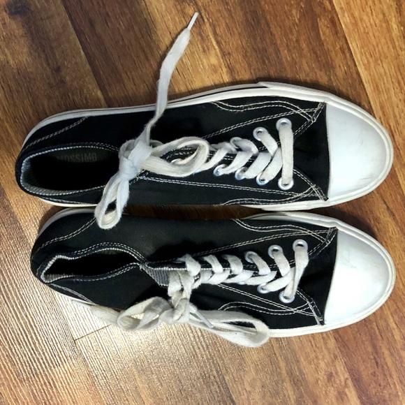0dd37cf0486 Black converse (fake)